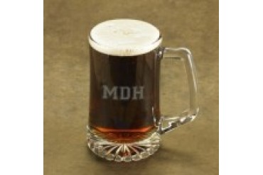 Engravable Gift Collection Monogram Sports Mug - Style GC701
