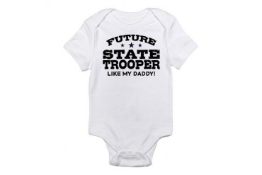 Future State Trooper Infant Bodysuit