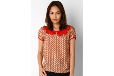 Voerin Apple Blouse