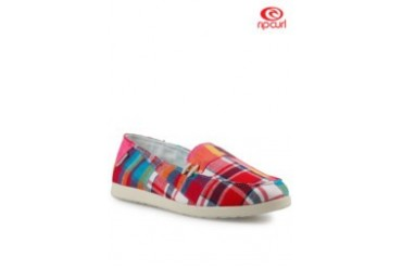 Rip Curl Pink Patchwork Shoes