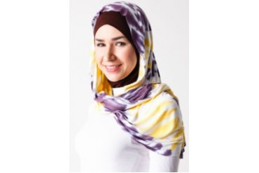 Marrocan Scarf Gradation