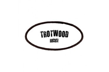 Trotwood Rocks Ohio Patches by CafePress