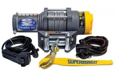 Superwinch Terra 25 ATV Winch 1125220 1,000 to 2,500 lbs. ATV Winches
