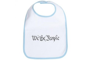 Anti obama Bib by CafePress