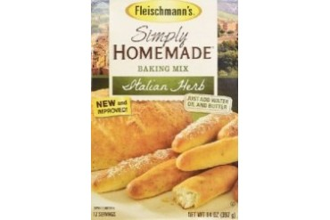 Fleischmann s Simply Homemade Italian Herb Baking Mix