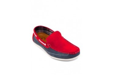Sammoni Two Tone Loafers