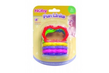 Ddi Fun Links - Nuby Teether - 3 Mo. (pack Of 72)