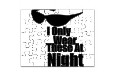 Cupsreviewcomplete Puzzle by CafePress