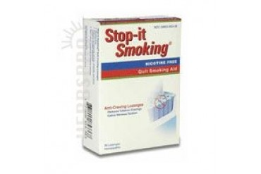 Stop-It Smoking Lozenges 36 Pieces
