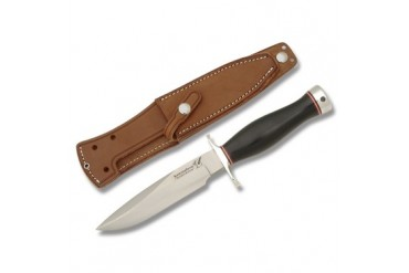 Blackjack Model 16 Jet Pilot Survival Knife with Black Micarta Handle
