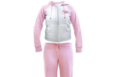 Hit Like a Girl Sports Women's Tracksuit by CafePress