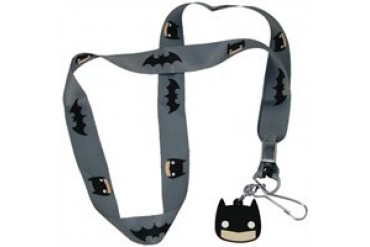 DC Comics Batman Pop Heroes Charm Lanyard