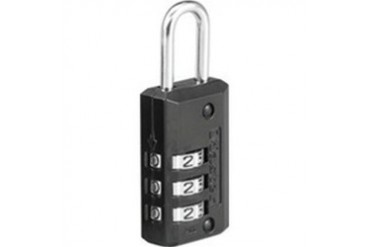 4 Pack Master Lock 646T 3 4 Luggage Comb Lock