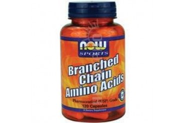Branch Chain Amino 120 Caps