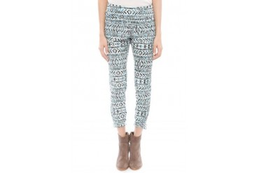 Gunnar Printed Pant in Madrid - designed by West & Main