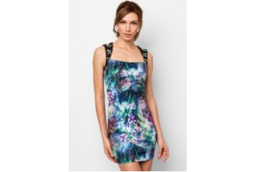 Kitschen Printed Dress