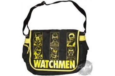 DC Comics Watchmen Outlines Messenger Bags
