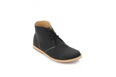 8 Of Clubs Domingo Leather Chukka Boots