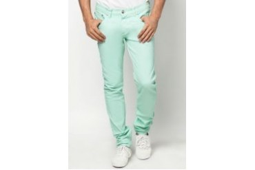 ATYPICAL Coloured Slim Fit Jeans