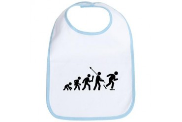Rollerblading Sports Bib by CafePress