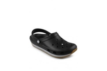 Crocs Retroclog Black Light Grey