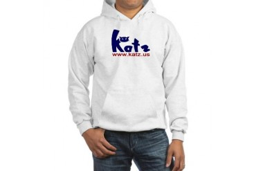 front logo Cupsthermosreviewcomplete Hooded Sweatshirt by CafePress