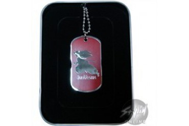 Inuyasha Run Dog Tag Necklace