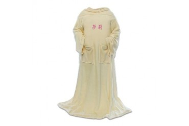 Chinese Name - Sally Pink Blanket Wrap by CafePress