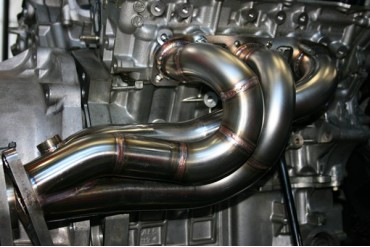 Central 20 Exhaust Manifold Nissan 370Z 09-14