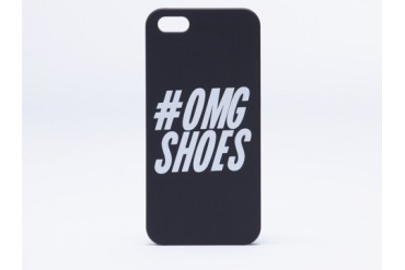 Solestruck iPhone 4 Case in OMGSHOES size 4.0