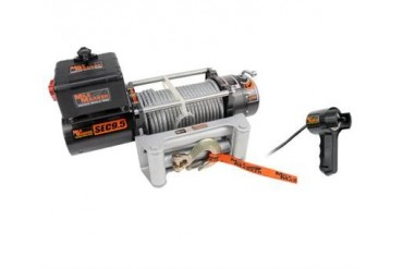 "Mile Marker SEC9.5 ""B"" Tough Series Winch  76-50246B 8,000 to 10,500 lbs. Electric Winches"