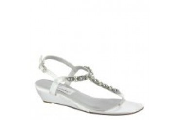 Dyeables Shoes - Style Myra White 34414
