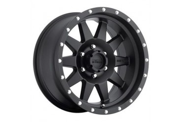 Method Race Wheels The Standard, 15x7 with 5 on 5.5 Bolt Pattern - Flat Black MR30157055506N Method Race wheels