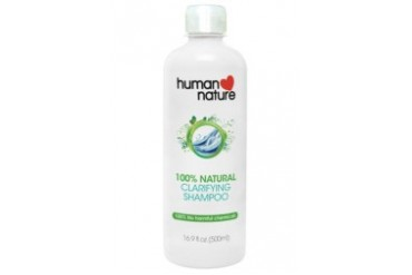 100% Natural Clarifying Shampoo