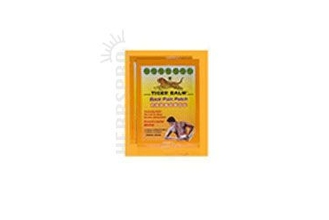 Tiger Balm Patch 4 patches