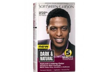 SoftSheen Carson Dark amp Natural Men s Shampoo In Hair Color - Natural Black