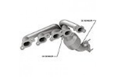 2004-2006 Chevrolet Colorado Catalytic Converter Magnaflow Chevrolet Catalytic Converter 50664