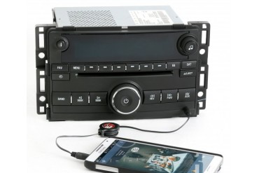 Chevy HHR 2009-2011 Radio AM FM CD Player w Auxiliary Input - 20919523 US8