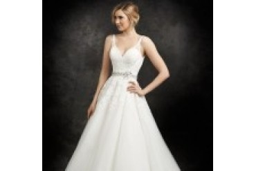 Ella Rosa Wedding Dresses - Style BE237