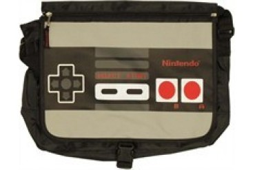 Nintendo Controllers Messenger Bags