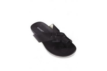 Knight Leather Strap Sandal