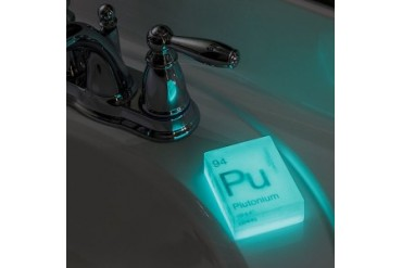 Glow in the Dark Nuclear Element Soap