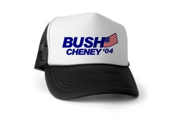 '04 Bush-Cheney '04 '04 Trucker Hat by CafePress