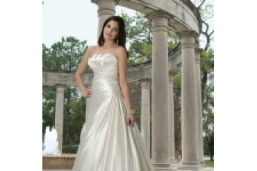 "Davinci ""In Stock"" Wedding Dress - Style 50046"