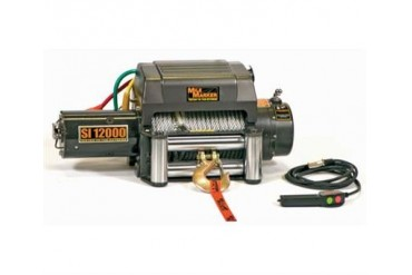 Mile Marker SI12000 Electric Winch  76-50152 12,000+ lbs. Electric Winches