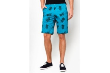 Pineapple Printed Shorts