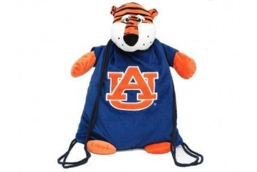 Auburn Tigers NCAA Youth Backpack Pals Soft Plush