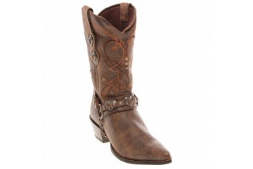 "Durango Crush 11"" Heartbreaker Boots"