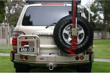 ARB 4x4 Accessories Spare Tire Carrier  5700012 Tire Carriers