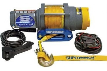 Superwinch Terra 25 SR ATV Winch 1125230 1,000 to 2,500 lbs. ATV Winches
